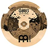 B10 Bronze Alloy Extra Heavy Outstanding sound qualities and brilliant look High-tech computerized manufacturing Loud and explosive attack with a short fade-out. A brash and aggressive china sound for all louder and aggressive music styles.