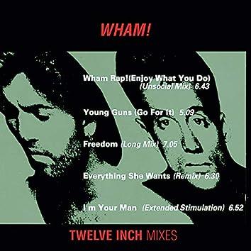 """Wham 12"""" Mixes"""