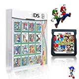 482 in 1 Game Cartridge, DS Game Pack Card Compilations, Super Combo Multicart for DS, NDSL, NDSi, NDSi LL/XL, 3DS, 3DSLL/XL, New 3DS, New 3DS LL/XL, 2DS, New 2DS LL/XL
