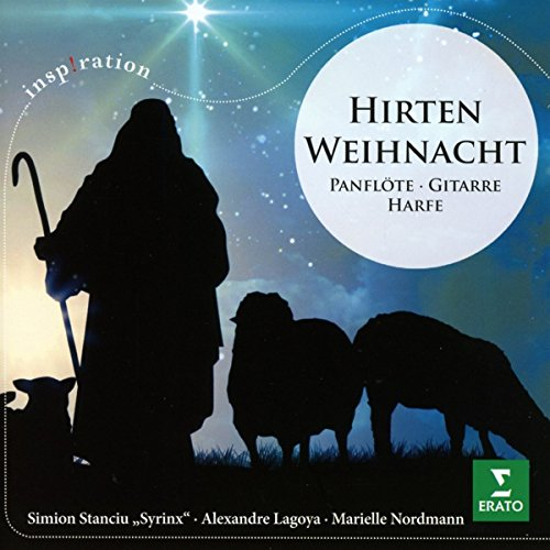 Hirten-Weihnacht/Panflöte,Gitarre,Harfe