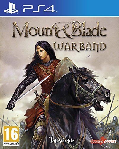 Mount & Blade : War band (PlayStation 4) [Edizione: Regno Unito]