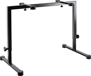 K&M Stands Table-Style Keyboard Stand »Omega« Black (18810.015.55)