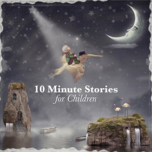 10 Minute Stories for Children audiobook cover art