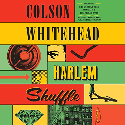 Harlem Shuffle cover art