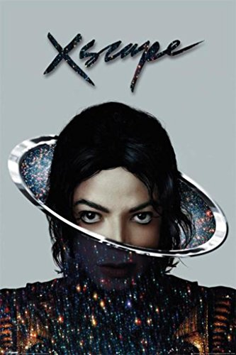 Michael Jackson Pack Xscape - Poster 61 x 91 cm (5) Pyramid International