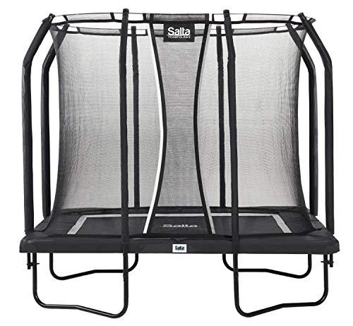 Salta Premium Black Edition Trampolin - rechteckig - 153 x 214 cm -Schwarz