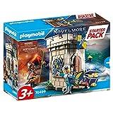 PLAYMOBIL Novelmore 70499 Starter Pack, para niños a Partir de 3 años
