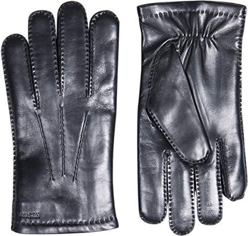 Hestra Herren Handschuh Edward in Schwarz 8