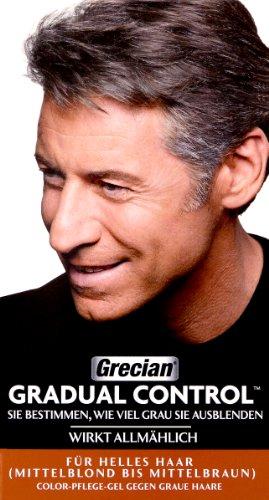 Grecian Gradual Control für helles Haar (Mittelblond bis Mittelbraun)