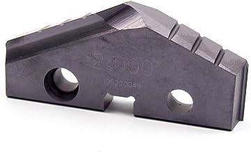 DUAL COATED TIN//TICN SERIES 1 TA COMPATIBLE .709 DIAMETER SPADE DRILL INSERT