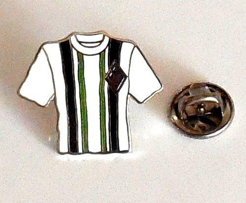 Borussia Mönchengladbach tricotpin pin aansteker Duitse kampioen1975