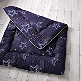 <span class='highlight'><span class='highlight'>TUTUMAO</span></span> Thickened Mattress,Warm Living Room With Tatami Mats,Foldable Sleeping Mat,Students Play The Floor Mats,Hygroscopic Breathable Bedding,Four Seasons Universal (Color : Q, Size : 135x200cm)