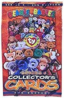 Beanie Babies Collector's Cards Series 4 2nd Edition