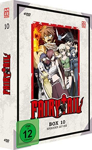 Fairy Tail - TV-Serie - Vol.10 - [DVD]
