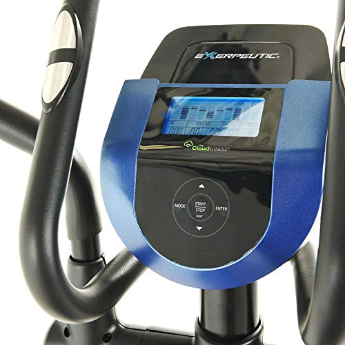 Exerpeutic Magnetic Elliptical Trainer