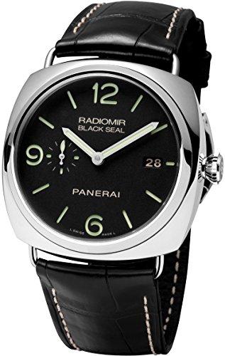 PAM00388da uomo Panerai Radiomir orologio in acciaio INOX con cinturino...