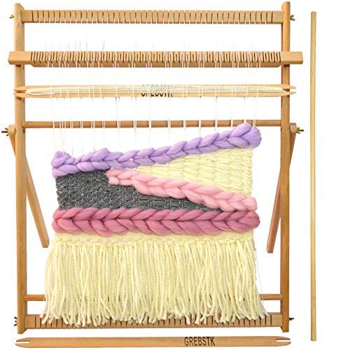 Weaving Loom Beech Wood Creative DIY Weaving Art 28quotH x 20quotW