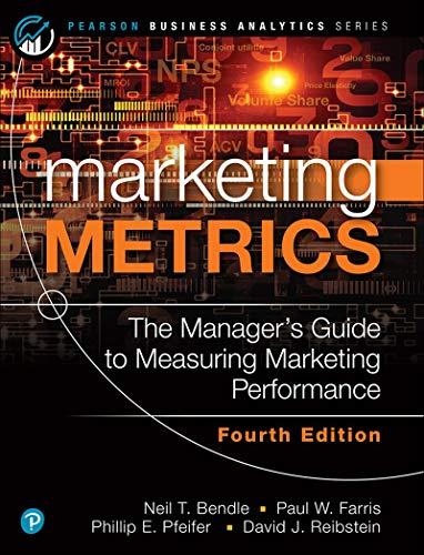 Marketing Metrics (English Edition)