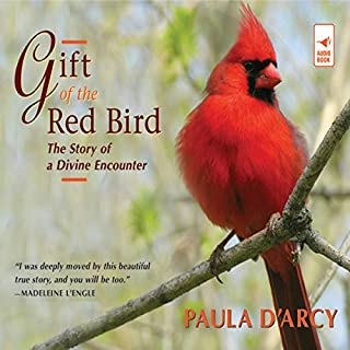 Gift of the Red Bird audiobook cover art