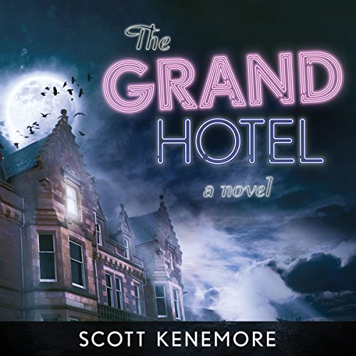 The Grand Hotel: A Novel cover art