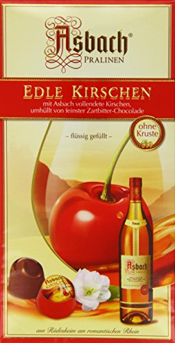 Asbach-Pralinen Kirschen-Packung 100 g, 2er Pack (2 x 100 g)