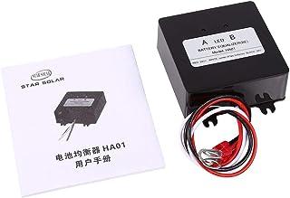 Vobor Batterie Equalizer 1Pcs Solar System Battery Balancer Equalizer for Blei Säure Batterien HA01 Ladegerät Neu