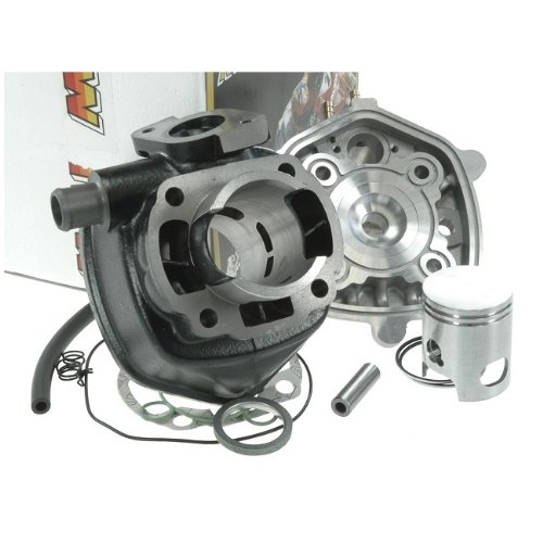 Zylinder Kit MALOSSI Sport 50ccm / 10mm - YAMAHA Aerox 50 Cat (ab Bj. 2003) Typ:SA14