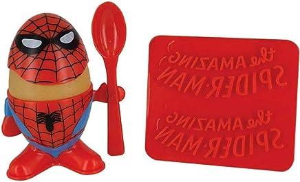 Preisvergleich für Marvel Comics Spiderman Eierbecher und Toastschneide