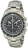 Omega 321.90.44.52.01.001 Montre Speedmaster HB-SIA Co-axial avec GMT et chronographe