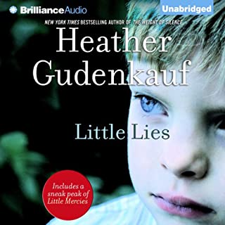 Little Lies audiobook cover art