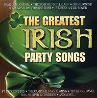 Greatest Irish Party Songs