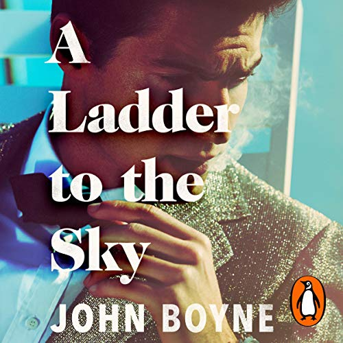 A Ladder to the Sky                   By:                                                                                                                                 John Boyne                               Narrated by:                                                                                                                                 Richard E. Grant,                                                                                        Laurence Kennedy,                                                                                        Richard Cordery,                   and others                 Length: 11 hrs and 32 mins     28 ratings     Overall 4.6