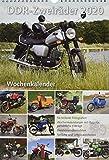 Wochenkalender DDR Zweiräder 2020