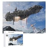 超時空要塞マクロス ジグソーパズル 1000ピース diy 絵画 学生 子供 TOYS Jigsaw Puzzle 木製パズル 溢れる想い おもちゃ 幼児 アニメ 漫画 プレゼント 壁飾り 無毒無害 ギフト