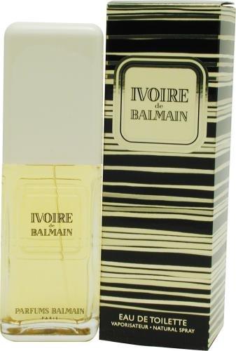 Ivoire De Balmain By Pierre Balmain For Women. Eau De Toilette Spray 3.3 Oz.