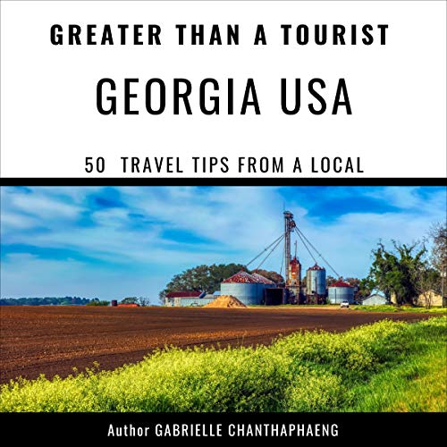Greater than a Tourist - Georgia USA cover art