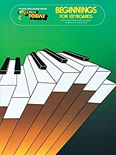 Beginnings For Keyboards - Book C (E-z Play Today)