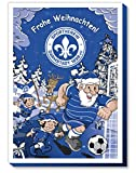SV Darmstadt 98 Adventskalender mit Schokolade