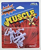 Masters of the Universe M.U.S.C.L.E. 3-Pack: He-Man,Teela, Man-At-Arms