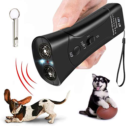 LYPER Dog Bark Control Device With Light, Friendly Behavior Training Tool...