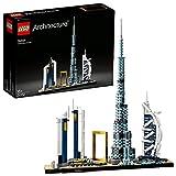 LEGO 21052 Architecture Dubai Skyline-Kollektion, Bauset für Jugendliche und Erwachsene
