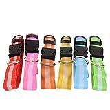LED-Hundehalsband, aufladbar per USB-Anschluss, für gute Sichtbarkeit und mehr Sicherheit im Dunkeln, in 4 Farben und 3 Größen verfügbar, Batterien sind nicht im Lieferumfang enthalten - 5