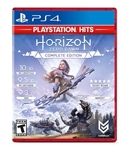 Hit dell'edizione completa di Horizon Zero Dawn - PlayStation 4