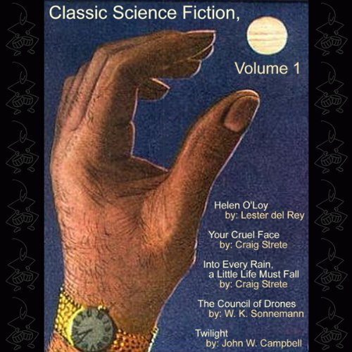 Classic Science Fiction, Volume 1 audiobook cover art
