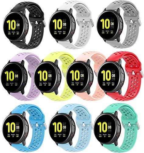 Simpleas Correa de Reloj Reemplazo Compatible con Huawei Fit/Honor S1, la Correa de Reloj Watch Band Accessorios