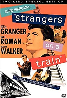 Warner Brothers Strangers on a Train