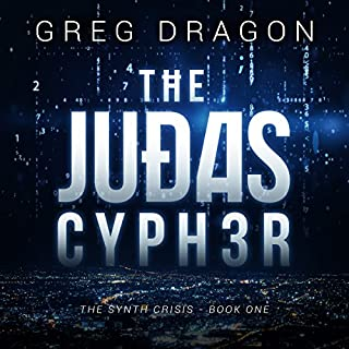 The Judas Cypher audiobook cover art