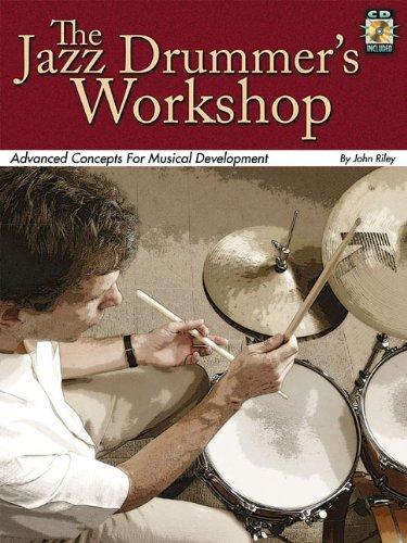 Jazz Drummer's Workshop Book/Cd: Noten, CD für Schlagzeug
