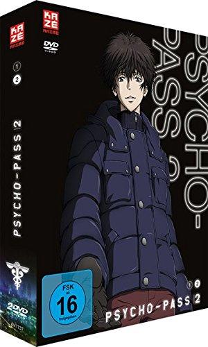 Psycho Pass - 2. Staffel - Box Vol.2 (2 DVDs)