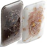 Original EMF Protection Neutralizer, Cell Phone EMF Radiation Protection Shield - EMF Protector for Smart Phones   Tested. No Headaches & Memory Loss, Stress, Fatigue (Black & White)